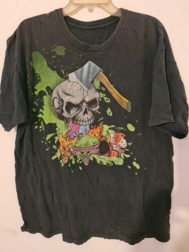 insane clown posse tshirt l