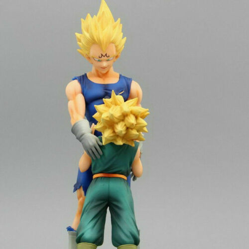 Anime Dragon Ball Z DS4 Majin Vegeta Trunks PVC Figure Figurine Collect Toy Gift