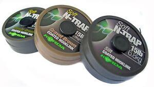 Korda N-Trap Soft, toutes les couleurs, free p&p  </span>