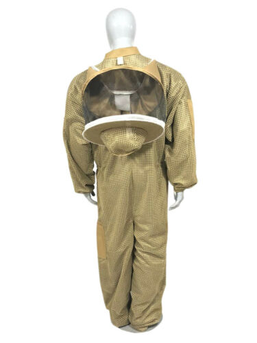 BeeKeeping Clothing Beekeeping Suit Beekeeper Suit Jacket Round Veil Full Suit