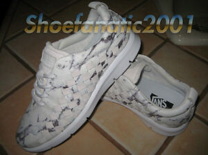 2a17d1c923 Image is loading Vans-Sample-OTW-Tesella-Marble-White-Print-Syndicate-
