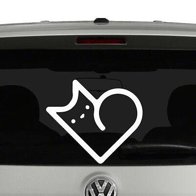 Jesus Heart Shape For Car Window Truck Laptop Vinyl Decal Sticker