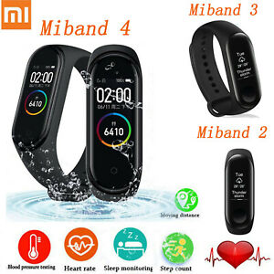 Xiaomi-Mi-Band-4-3-2-Heart-Rate-Fitness-Tracker-Waterproof-Smart-Wristband-lot