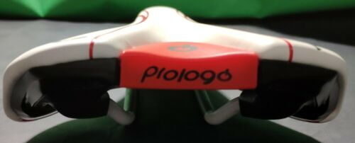 Details about  /Prologo Kappa EVO SADDLE white RED seat XC Race VINTAGE STYLE PRO STN ROAD MTB