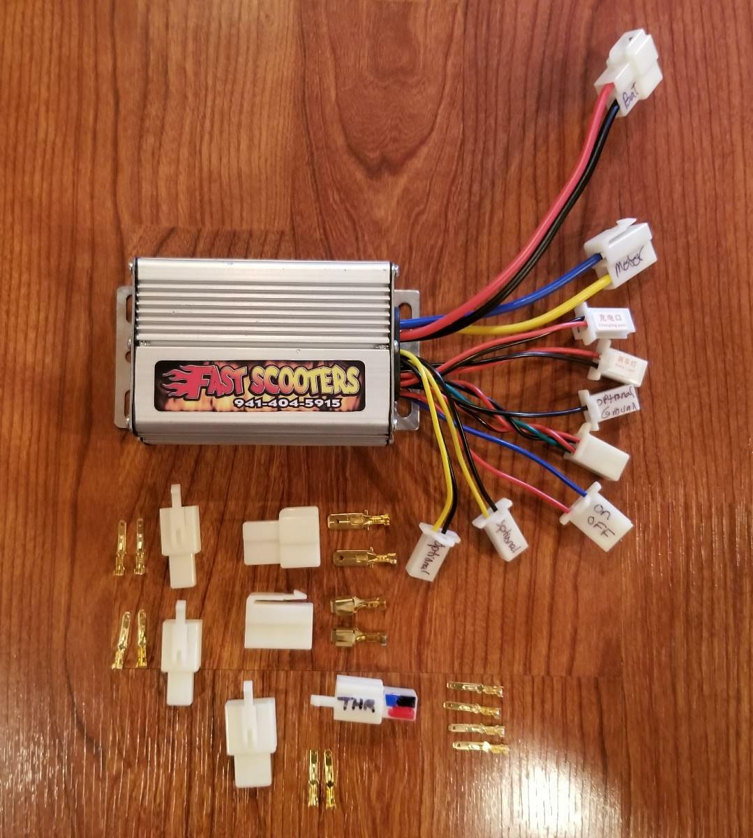 1000 Watt - 36V Brushed Motor Controller