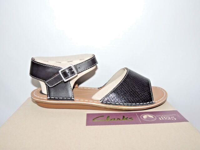 82585be6b Women s Clarks Tustin Sinitta Sandals in Black UK 6.5   EU 40 for ...