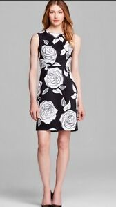 Image Is Loading Kate Spade Aires Rose Abbey Black White Gray