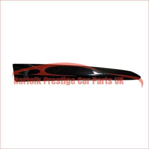 Jaguar XF Side Grille Blade Gloss Black Right Side 2016/> T2H16768 GX6M15B216BA