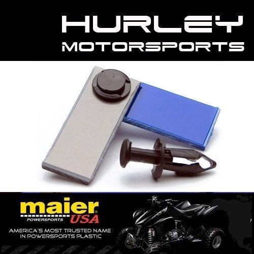 MAIER ATV//UTV//CRF Plastic Body Center Push Fasteners Pins 25 Pack 69990