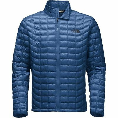 a5409db8f The North Face Men's THERMOBALL Full-Zip Insulated Stowable Jacket Shady  Blue M 415152016715   eBay