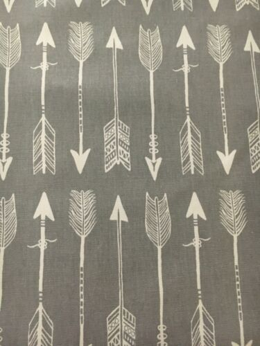 White//gray table decor Table linen Arrows Table Runner Housewarming Gifts