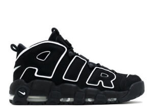 separation shoes a261b 09783 Image is loading 2016-Nike-Air-More-Uptempo-OG-Black-White-