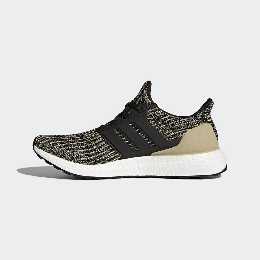 Adidas Originals Ultraboost 4.0 en (approx. 10.16 cm) Core Negro Dorado BB6170 Envío Gratis Nuevo Y En Caja en bruto