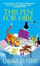 This Pen For Hire (A Jaine Austen Mystery), Levine, Laura, Good Condition, Book
