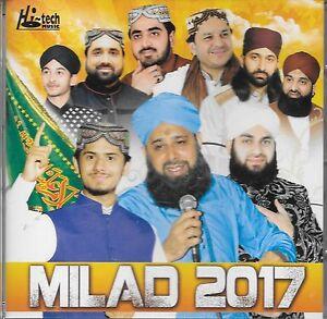 Milad-2017-Naat-islamique-Naat-BANDE-SONORE-CD