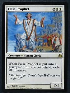 False Prophet - Mtg Magic Card #WK