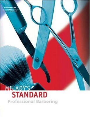 Milady S Standard Professional Barbering By Scali Sheahan Maura T 9781401873950 EBay