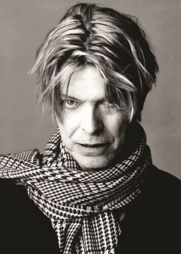 DAVID BOWIE POSTER PICTURE WALL ART PRINT A3 AMK2374