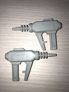 Power Rangers Turbo Deluxe Double Morphing Rescue Megazord Guns Part Weapon