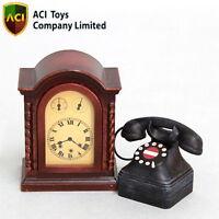 Aci 1/6 Sun Yat Sen Telephone + Clock In Hand From Usa A298 082316
