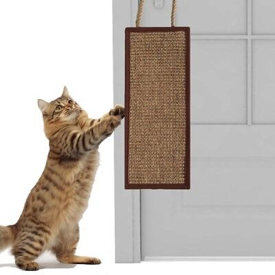 "Diversity World Natural Sisal Cat Scratching Mat 20"" X 7 8"