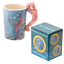thumbnail 26 - Animal Shaped Handle Ceramic Mug Tea Coffee Cup Novelty Gift Jungle Tropical