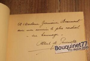 Envoi-Auteur-Albert-de-Teneuille-Le-Temple-de-Lumiere-1938