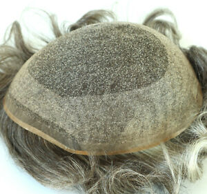 Durable-Mens-Hair-Replacement-System-Toupee-Welded-Mono-Human-Hairpieces-Y122