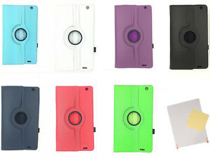 FUNDA TABLET PARA IPAD MINI 2 GIRATORIA 360º COLOR MORADO