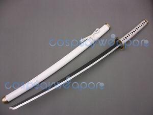 One piece roronoa zoro white katana wado ichimonji cosplay - Sabre de zoro ...