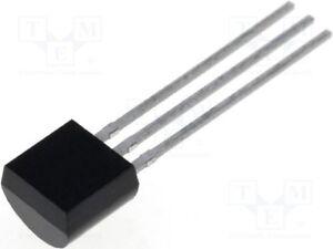 BC327-16 Transistor pnp 45V 0,8A 625mW TO92