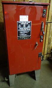 firetrol electric fire pump controller alarm panel fta200. Black Bedroom Furniture Sets. Home Design Ideas