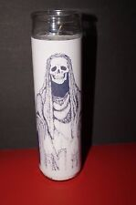 SANTA MUERTE Prayer Altar Church Candle SANTISIMA Novena Lady of the HOLY DEATH