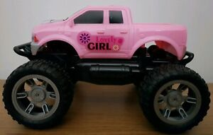 MONSTER-TRUCK-BUGGY-GIRLS-PINK-PURPLE-Radio-Remote-Control-Car-Scale-FAST-SPEED