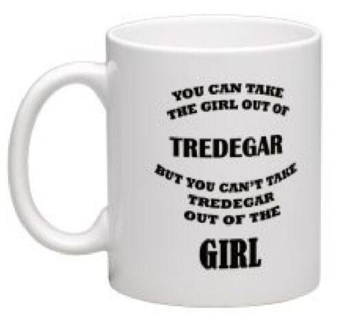 Vous pouvez prendre la jeune fille//garçon de Tredegar OCAL Mug