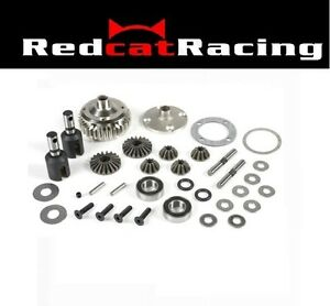 Redcat Racing Center Differential Set With Steel Case 505230ST
