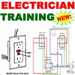 Fantastic Electrician Electrical Training Course Instruction Manual How To Cd Wiring Database Gramgelartorg