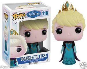 Funko Pop! Disney La Reine Des Neiges - Couronnement Elsa Figurine En Vinyle 118