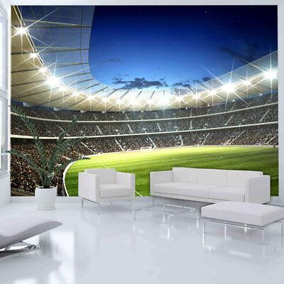 Fototapete Sport Stadion Fussball Vlies Tapete Kinderzimmer
