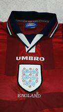 UMBRO ENGLAND HOME FOOTBALL SHIRT JERSEY XL - Gently Enjoyed..