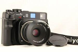 Nuovo-di-zecca-Mamiya-7-II-Nero-6x7-Medio-Formato-N-80mm-f4-L-Obiettivo-dal-Giappone
