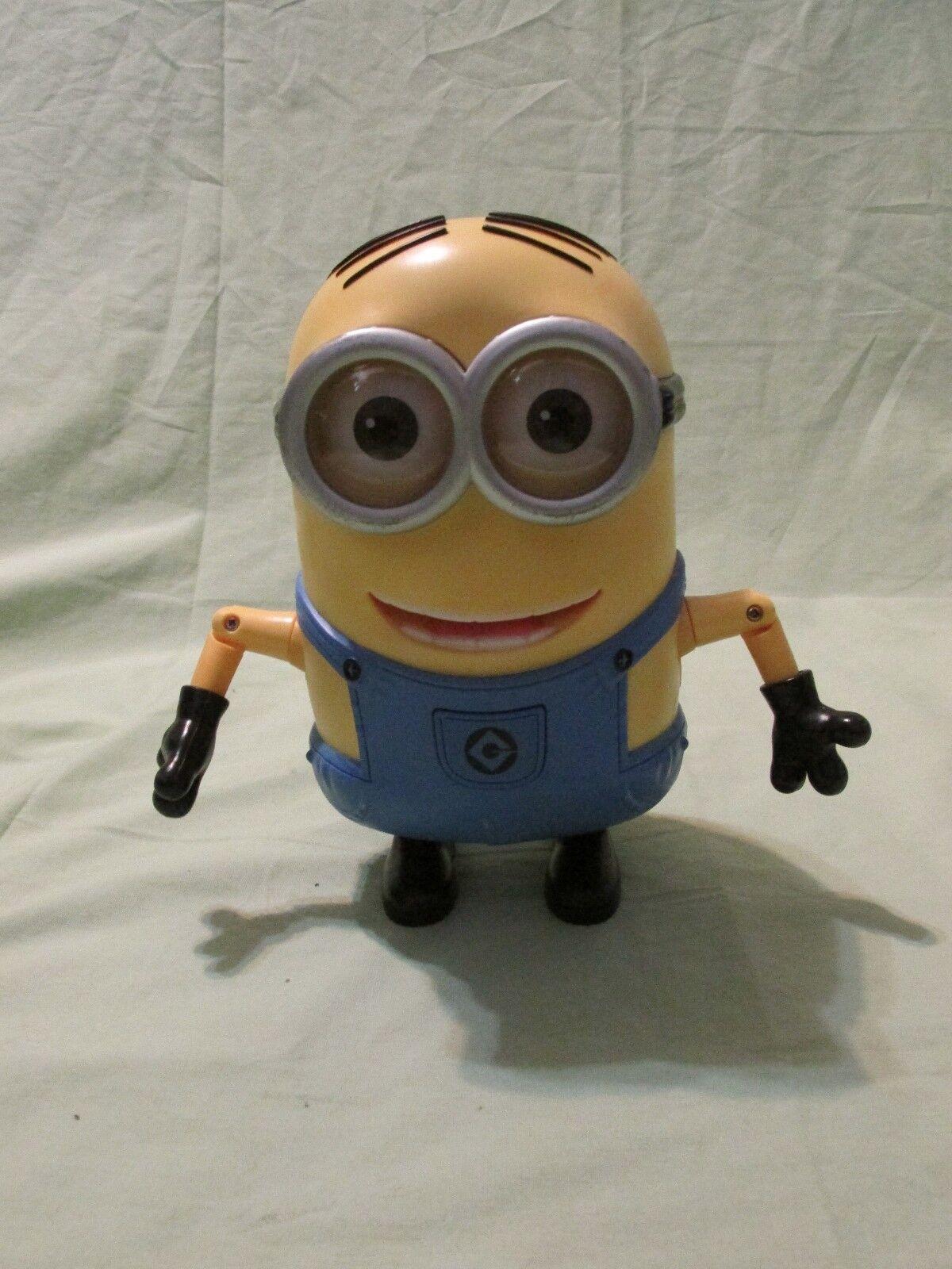 Thinkway Spielsachen Ich - Einfach Unverbesserlich 2 ME2 Sprechen Lachen