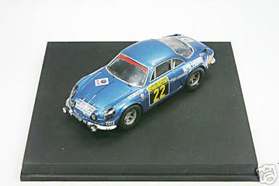 1 43 tr0820 renault alpine a110 therrier rallye sr 1970