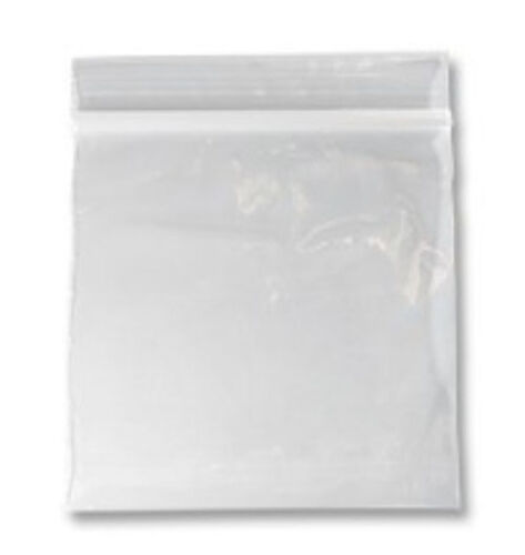 5000 2Mil 3x5 Reclosable Bag Jewelry Zip lock Poly Bag 3 x 5
