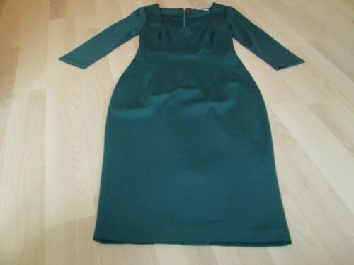 Ladies Neck teal size Sweetheart Boden 6r Dress Shift x S4Exxfw