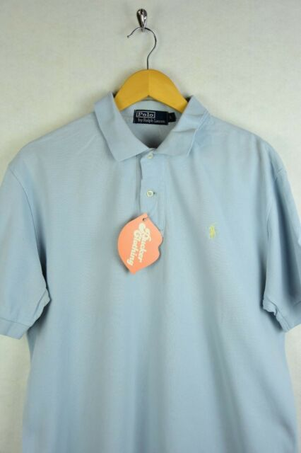 0e0e733f Ralph Lauren Mens Polo Shirt Short Sleeve* Large for sale online | eBay