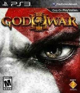 God-of-War-III-Sony-PlayStation-3-2010-DISC-IS-MINT