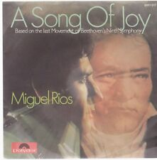 "7"" Single Miguel Rios A Song Of Joy / No Sabes Como Sufri 70`s Polydor"