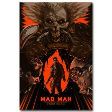 Mad Max Fury Road Movie Art Silk Canvas Poster 12x18 24x36 inch