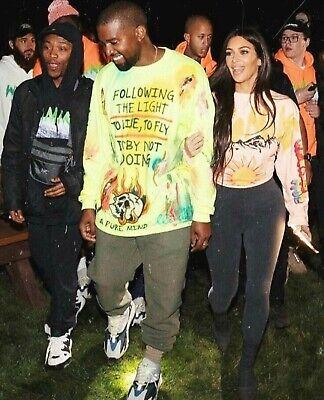 Yeezy Kanye West x Wes Lang Skull Long